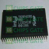 2PCS INTEL TB28F400B5B80 SOP-44,SMART 5 BOOT BLOCK FLASH MEMORY
