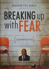 Breaking up with Fear - 4 Dvd - Bishop T.D. Jakes - 30 Day Sale !