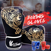 1 Pair Kids Training Sandbag Boxing Punching  Fighting Kick Child  *l