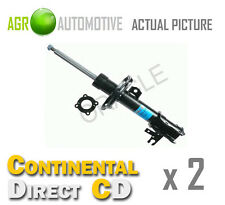 2 x CONTINENTAL DIRECT FRONT SHOCK ABSORBERS SHOCKERS STRUTS OE QUALITY GS3044FL