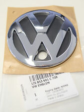 Original VW Golf IV Bora Emblem Wappen Embleme Logo Hinten 1J5853601C 739