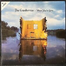 The Cranberries CD Single When You're Gone - Europe (M/M)
