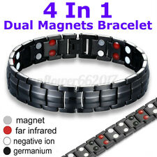 Magnetic Health Bracelet Carpal Tunnel Arthritis Bio Therapy Chronic Pain