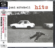 JONI MITCHELL-HITS-JAPAN SHM-CD C41