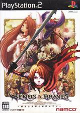[FROM JAPAN][PS2] Venus & Braves Majo to Megami to Horobi no Yogen [Japanese]