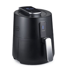 Lakeland Touchscreen Air Fryer, 2.6L, Black - for Healthier Frying