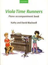 Viola tempo i corridori accompagnamento al pianoforte