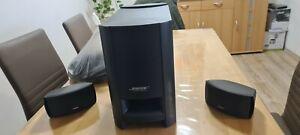Bose 3 2 1 Subwoofer mit Lautsprecher