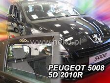 HEKO Windabweiser PEUGEOT 5008 5türer ab 2010 4teilig Regenabweiser 26142