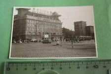 tolles altes Foto - Stadt Essen - Gebäude Essen Die Einkaufsstadt - 50-60er Jahr