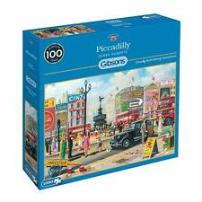 Gibsons Jigsaw Puzzle 1000 Piece - Piccadilly