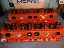 Mopar 1968 906 race heads, 2.14 1.81 valves , Dodge, Plymouth, Chrysler 440 383