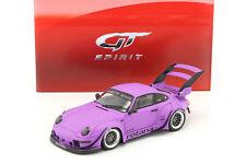 PORSCHE 911 (993) RWB Rotana OPACA VIOLA 1:18 GT-SPIRIT