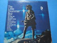 The Little Drummer Boy Don Janse Children's Chorus Christmas songs 33 1/3 LP