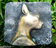 Egyptian cat plastic mold concrete mold plaster mold mould kitten
