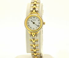 Caravelle Ladies' Two Tone Gold Filled Quartz Watch