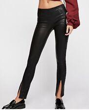 Blank NYC Womens Black Magic Faux Leather Legging Size 29    1810