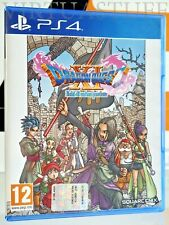 DRAGON QUEST XI, ECHOES OF AN ELUSIVE AGE, SONY PLAYSTATION 4 PS4 ITALIAN MARKET