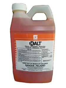 Spartan Chemical HALT 2 Liter Non-Acid Virucide Disenfectant - Makes 34 Gallons