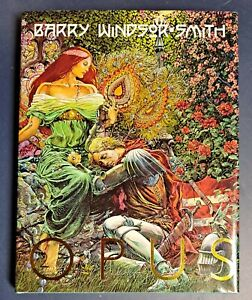 Barry Windsor Smith Opus 2 Fantagraphics 2000 HC Excellent Condition