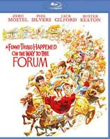 A FUNNY THING HAPPENED ON THE WAY TO THE FORUM NEW BLU-RAY