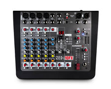 Allen & Heath ZEDI-10FX 10-Input Hybrid Mixer/USB Interface with FX Effects