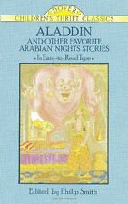 Aladdin and Other Favorite Arabian Nights Stories (Dover Childrens Thrift Class