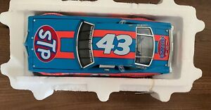*NEW* FRANKLIN MINT 1977 RICHARD PETTY #43 Race Car B11XD78 Autographed COA