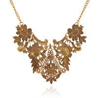 Fashion Pendant Chain Choker Statement Bib Necklace Jewelry Charm Women Hot
