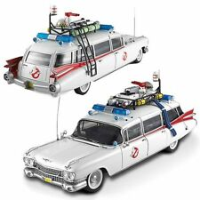 "ELITE HW 1959 Cadillac Ecto 1 ""GHOSTBUSTERS"" 1/18 Ut RARE Hot Wheels"