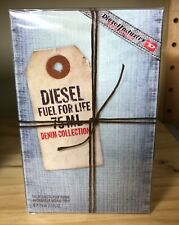 DIESEL FUEL FOR LIFE DENIM COLLECTION 2.5 OZ EDT SPRAY FOR Men NEW IN A BOX