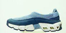 VINTAGE NIKE AIR SLIP ON ATHLETIC MESH SHOE WOMEN SIZE 7 BLUE 181044 461