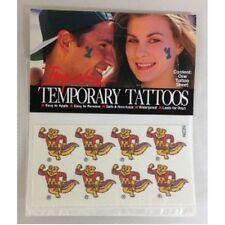 *Lot of 5* University of Minnesota Vintage Golden Gophers Temporary Tattoos