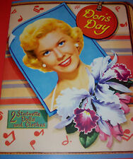 "DORIS DAY ""America Girl's Next Door"" Vintage Reproduction Paper Doll Book"