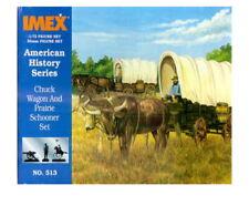 Imex - 513 - Chuck Wagon and Prairie Schooner - 1:72