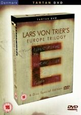 Lars Von Trier: Europe Trilogy UK REGION 2 DVD (2005)
