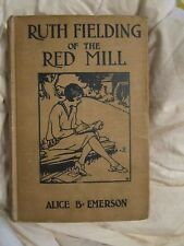 1913 Ruth Fielding of the Red Mill Jasper Parloe's Secret by Alice B Emerson