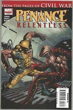 Penance Relentless #3 : Marvel comic book
