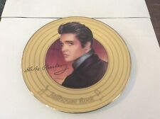 Elvis Presley Jailhouse Rock Plate Solid Gold Issue