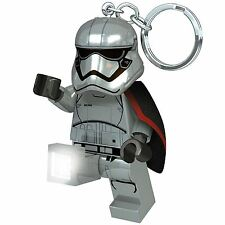 Lego Star Wars Capitaine Phasma épisode VII porte-clés torche clair