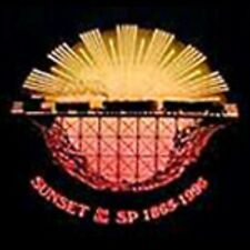 """Tee Shirts  """"Southern Pacific"""" 1865-1996 """"Sunset on SP"""" price for 1 tee shirt #6"""