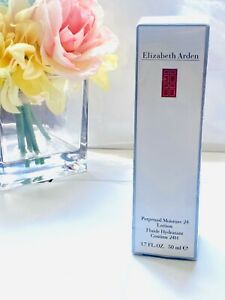 BRAND NEW IN BOX Elizabeth Arden Perpetual Moisture 24 Lotion 1.7 oz