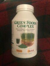 Andrew Lessman Green Foods Complex 360 Capsules Exp 12/30/2022