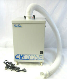 Ray Foster Cyclone Dust Collector w Hose & Cord CDC1 Dental Lab Jewelry - VGC