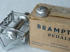 Brampton B8 Pedal Alloy Dust Cap SINGLE Fits Others Vintage Bike Track NOS