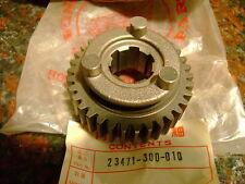 Honda CB750 K0-K6 Gear 4th 34T OEM 23471-300-010 NOS Super Sport 750 Four
