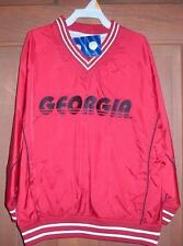 GEORGIA  BULLDOGS UGA 4/5 STARTER V-NECK JACKET NWT