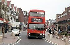 London Transport M202 Station Road Harrow 1980 Bus Photo