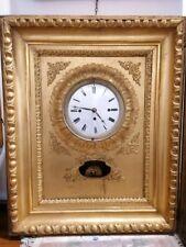 Antico orologio a pendolo Biedermeier