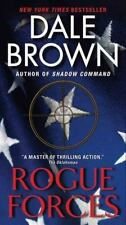Acc, Rogue Forces, Dale Brown, paperback-3x 72